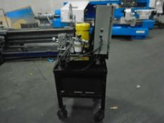 Enerpac Hydraulic Electric Workholding Pump