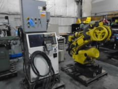 Fanuc Robot R-2000 iA-165F With RJ3iB & Teach Pendent