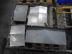 Hennig CNC Mill Way Covers X, Y, Z New