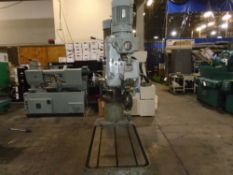 """4' x 13"""" Ooya Radial Arm Drill RE2-1300"""