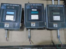 Latch – Out Zone Controller Lot 3 Pcs.