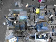 CNC Lathe Mill CNC Auto Lube Pumps Mazak & Okuma Lot 77