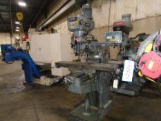 Lagun FTV-2 Variable Speed Manual Milling Head rebuild in 2021