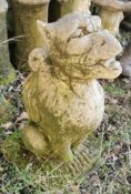 Garden Ornament - Griffin