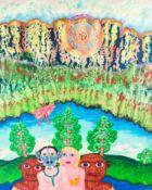 Robert Zeppel-Sperl, Landschaft