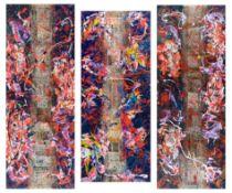 Ernst Friedrich, Eleonor Friedrich und Andrew Stewart, Ohne Titel / untitled (Triptychon/triptch)