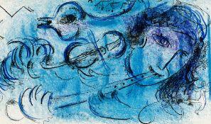 Marc Chagall, Ohne Titel (Derriere) / untitled (Derriere)