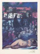 Salvador Dali, Nude at Cadaqués