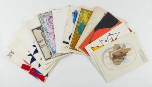 Grp: 12 Alexander Calder Books Derriere le Miroir