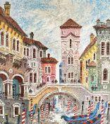 Anatole Krasnyansky Venice Color Serigraph
