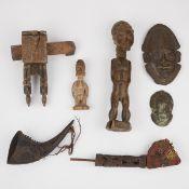 Grp: 8 Modern African Objects
