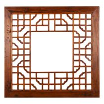 Pr: Chinese Architectural Screens 19th c.