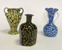 Drei Vasen Fratelli Toso, Murano