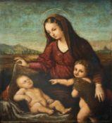 Maria  mit  Jesus  und   dem   Johannesknaben