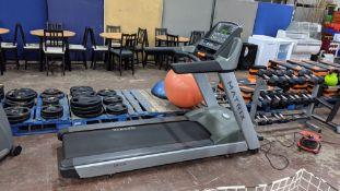 Matrix Fitness model T-3x-04-F commercial Treadmill (cost £5,538+VAT)