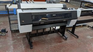 Epson Stylus Pro 9890 floor standing wide format printer model K162A