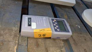 Nellcore Oximax model NPB-40 hand-held pulse oximeter