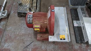 Rexon model EDS-300A large bench mountable grinding wheel