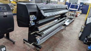 HP DesignJet L28500 wide format printer, product code CQ871A