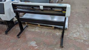 SummaCut floor standing plotter model D120