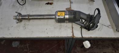Robot Coupe model CMP300VV handheld commercial stick blender