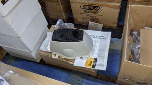 Cooper model MAB50R 50m addressable reflective beam smoke detector