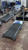 Horizon Fitness Ti31 HRC Treadmill - folds up for easy storage