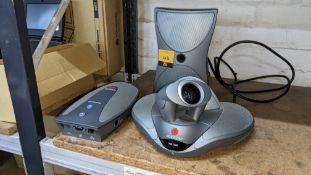 Polycom VSX 7000 video conferencing unit including Visual Concert VSX & subwoofer
