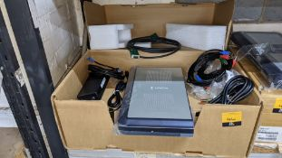 LifeSize Room 200 video conferencing unit. NB lots 46 - 47, 53 - 57 & 88 all consist of LifeSize eq