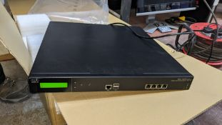 Cisco TelePresence video communication server
