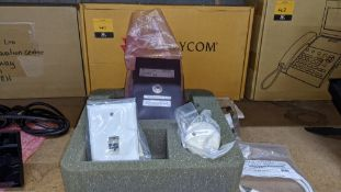 Polycom ceiling microphone system (HDX CMA)