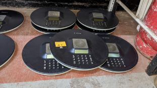 7 off LifeSize phones. NB lots 46 - 47, 53 - 57 & 88 all consist of LifeSize equipment