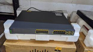 Cisco Catalyst 3750G Series switch