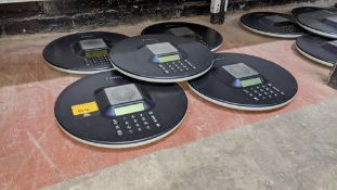 5 off LifeSize phones. NB lots 46 - 47, 53 - 57 & 88 all consist of LifeSize equipment