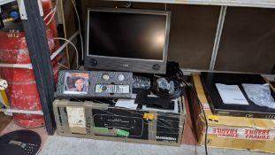Tandberg 1700 MXP video conferencing system