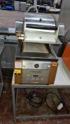 Electrolux HSG panini machine model HSPP