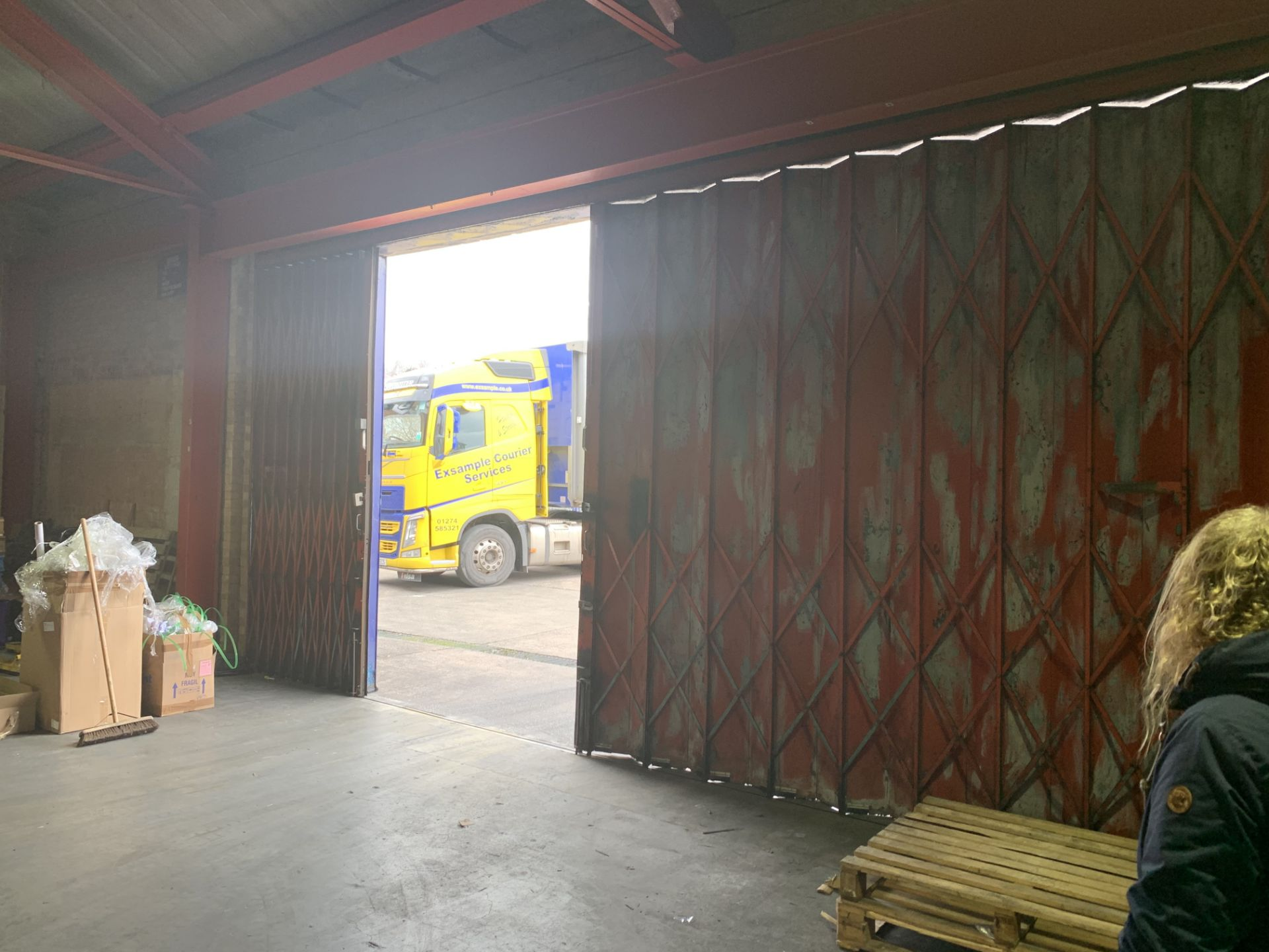 """Large quantity of Dexion Speedlock """"H"""" (Heavy Duty) Pallet Racking - Image 19 of 19"""