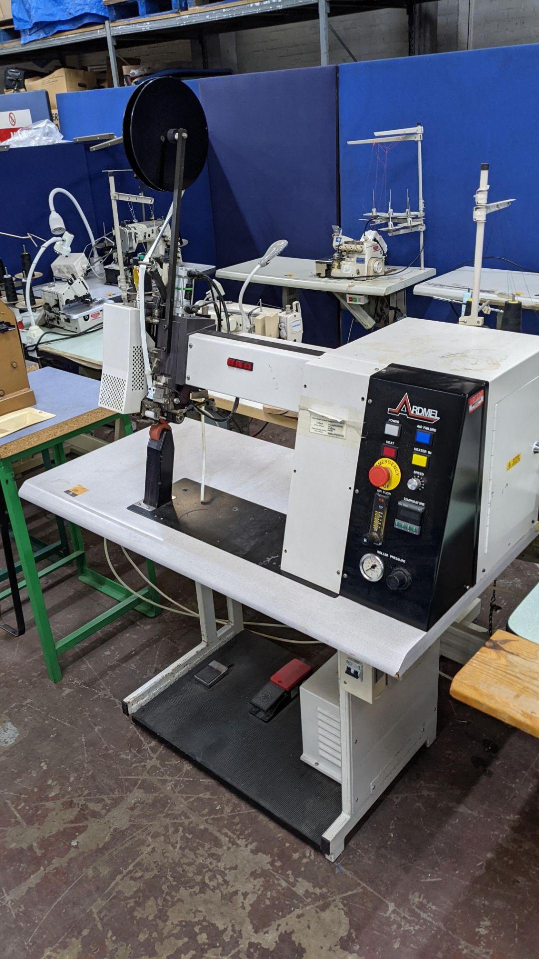 Ardmel seam sealing machine - Image 3 of 18