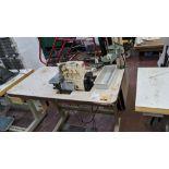 Yamato overlocker model AZ6505-A4DF