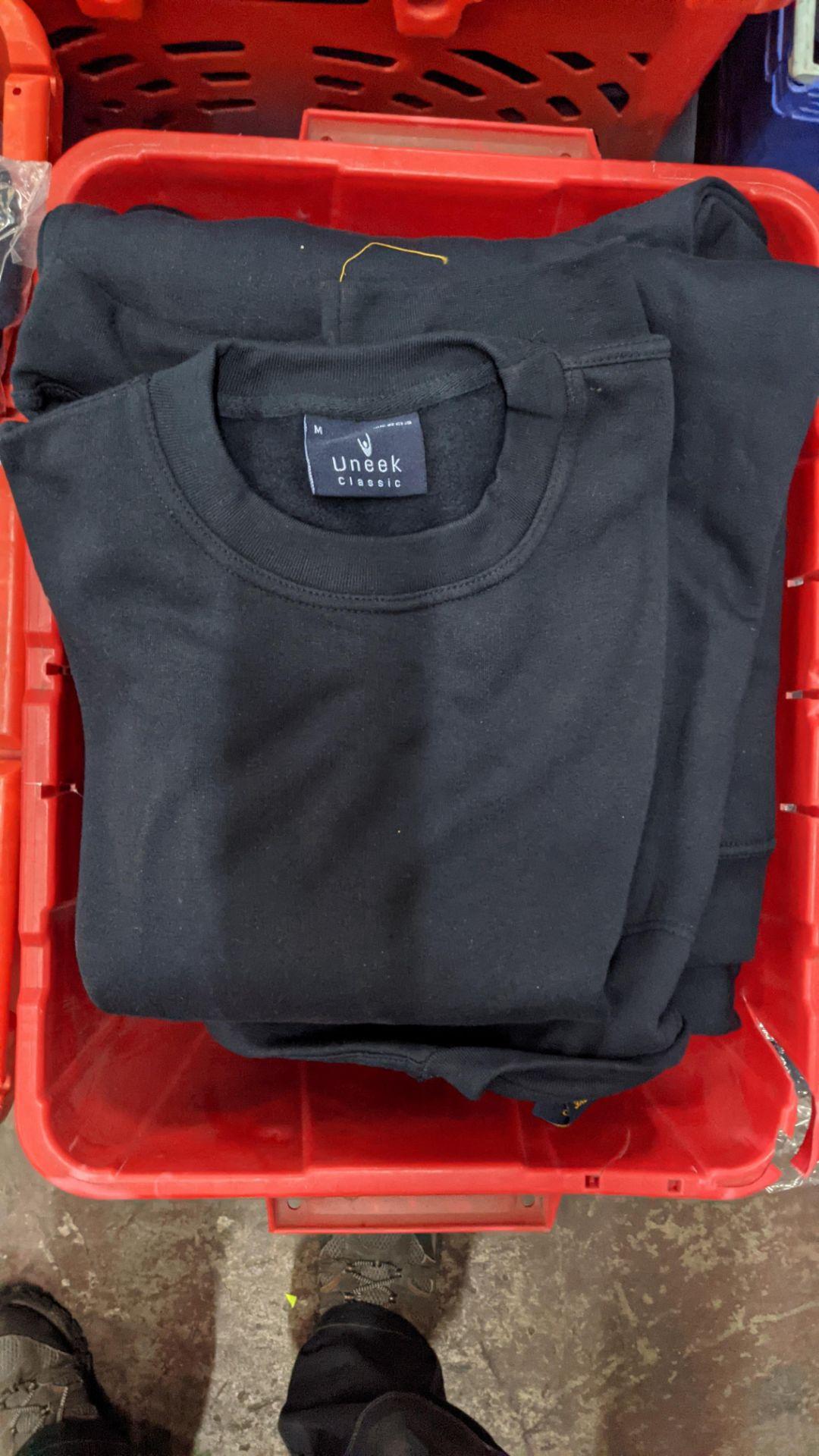 Approx 12 off navy sweatshirts - Image 5 of 5