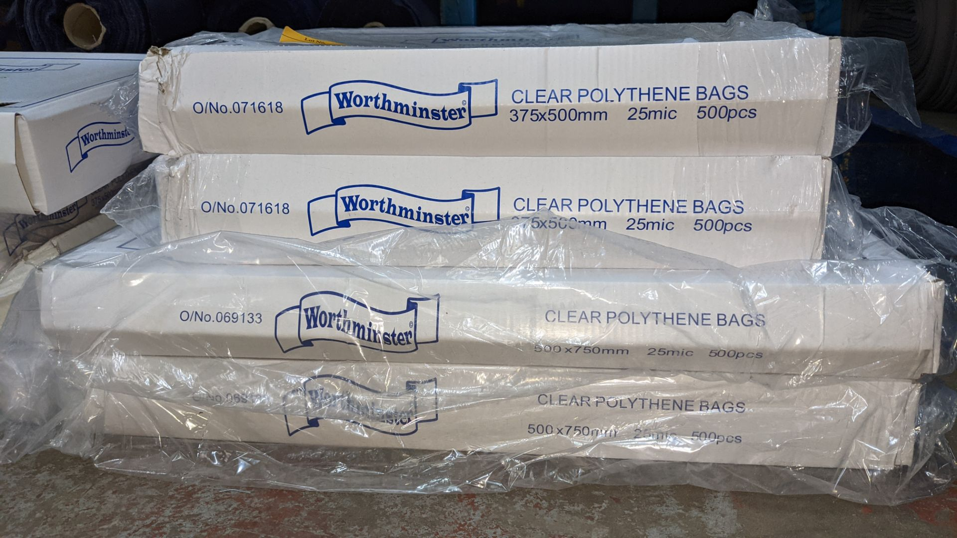 4 boxes of clear food bags by Worthminster - Image 5 of 5