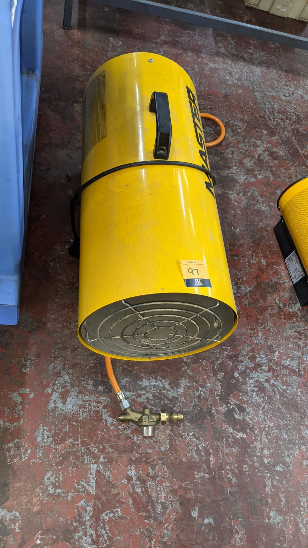Master BLP 50kW gas space heater - Image 3 of 6
