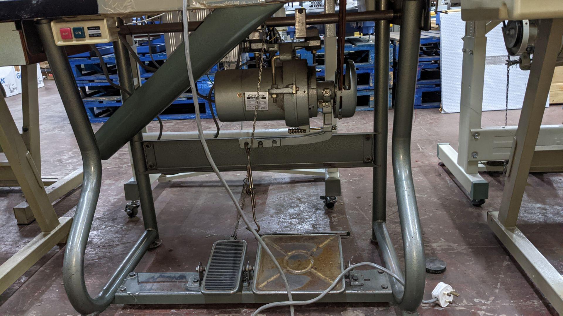Merrow sewing machine, model M-30 - Image 13 of 14