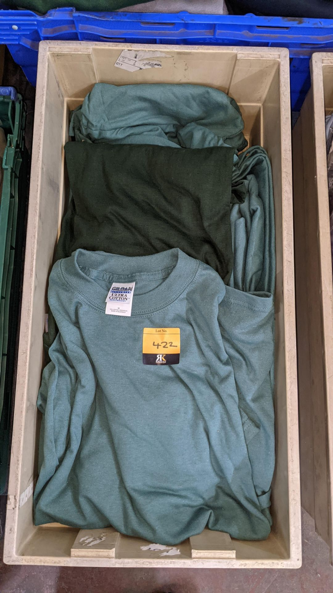 Approx 20 off assorted green tops - Image 4 of 4