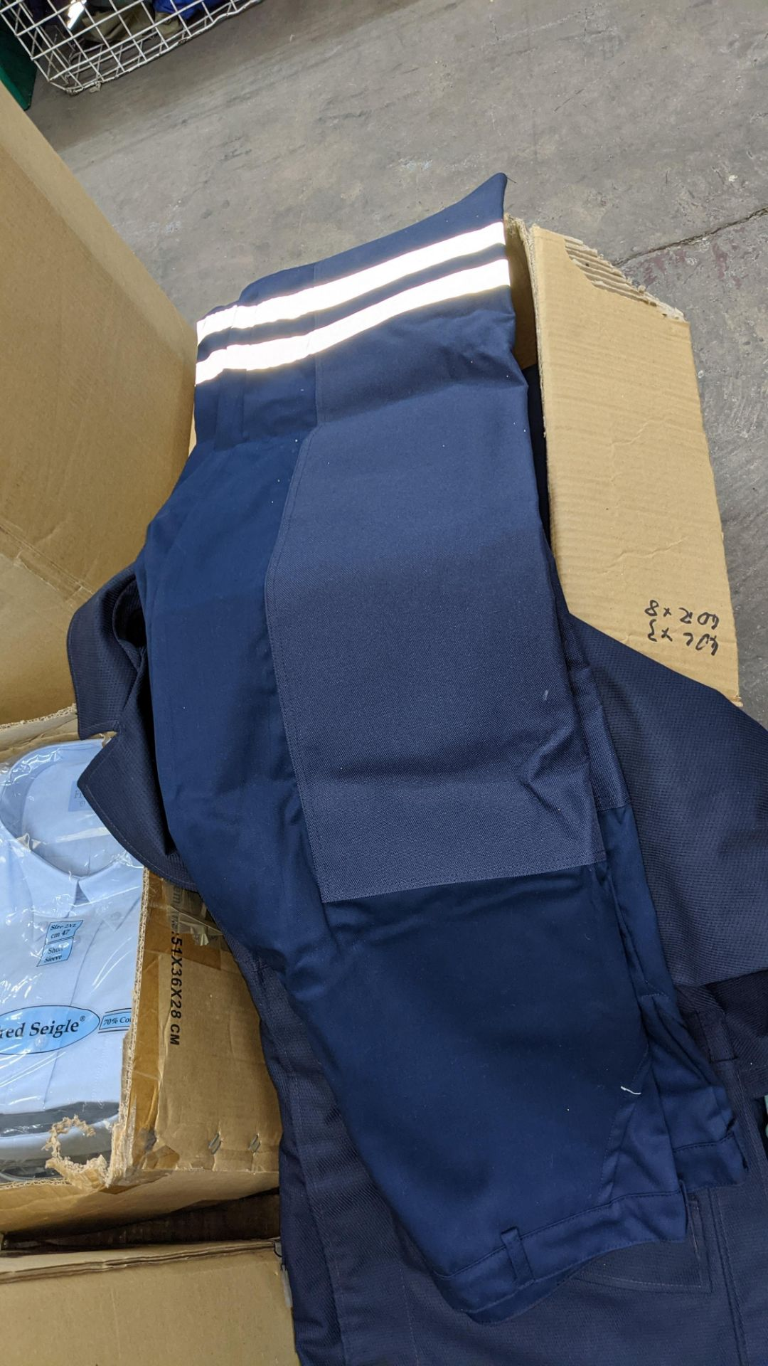 Quantity of emergency services type workwear comprising the contents of 1 box & 1 crate - Image 7 of 7