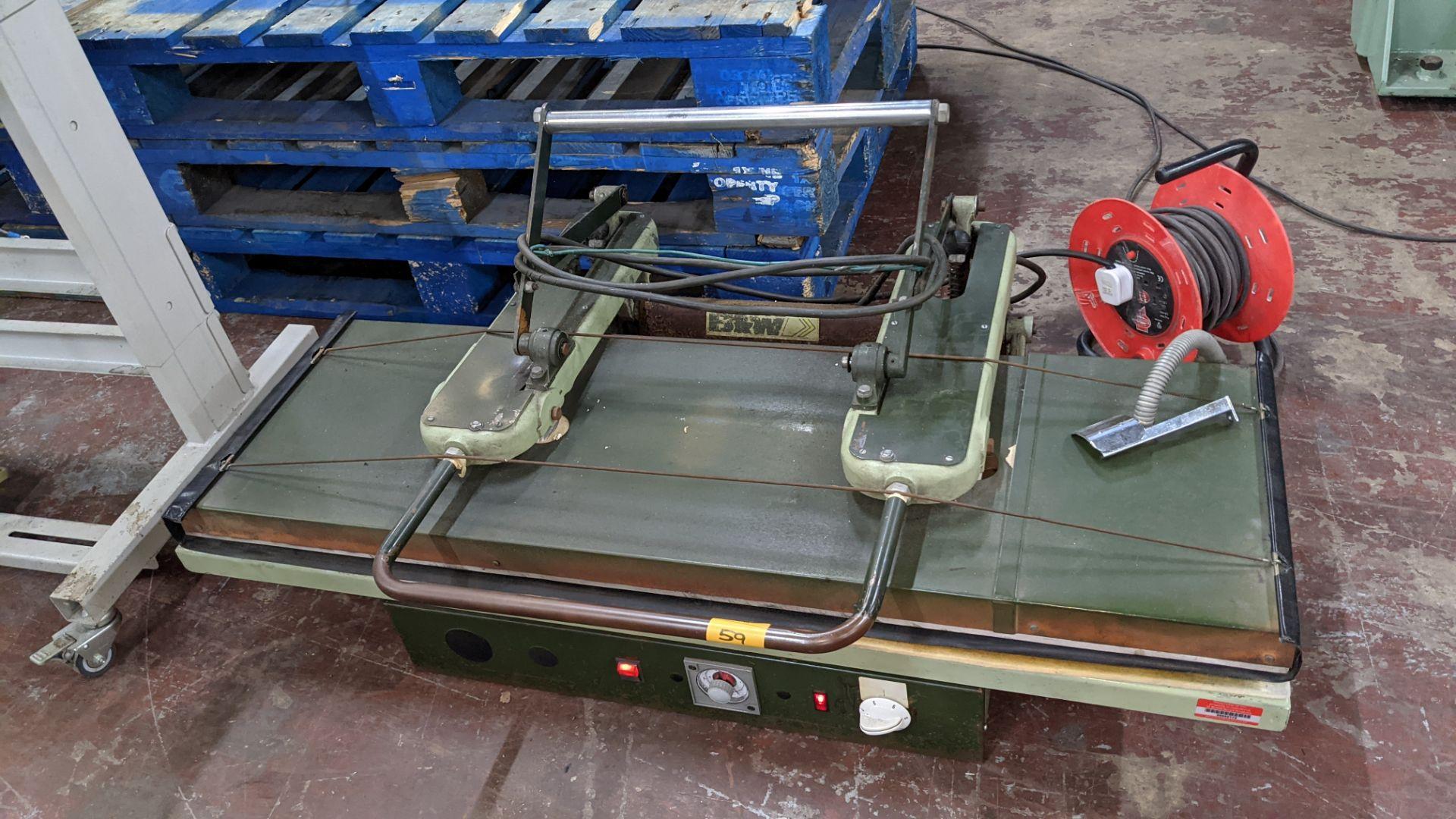BW large benchtop heat press - Image 10 of 12
