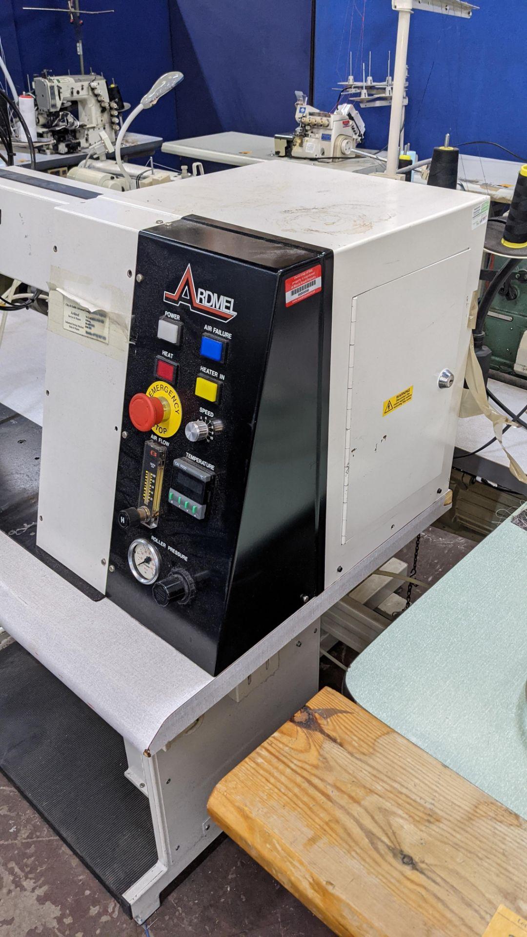Ardmel seam sealing machine - Image 5 of 18