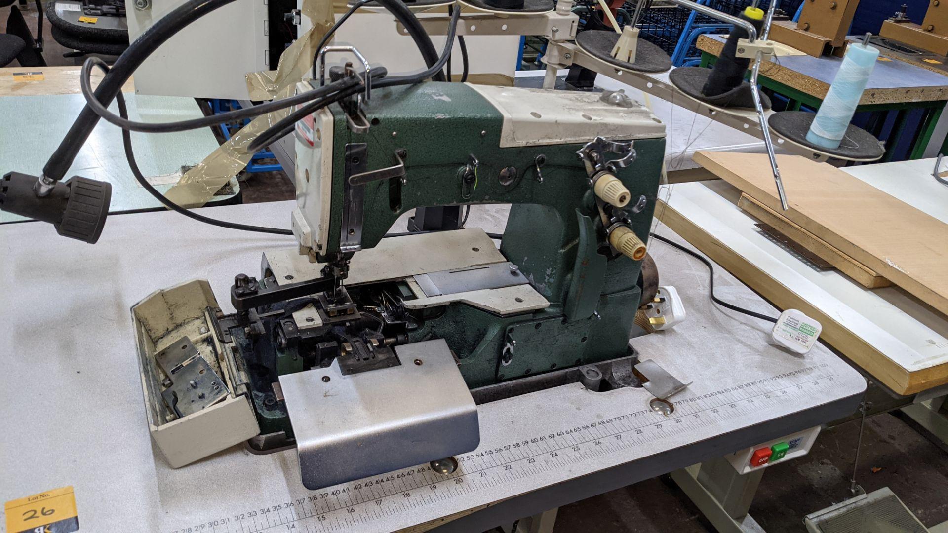 Sewing machine - Image 5 of 16