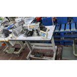 Durkopp Adler type 0271-L40042 sewing machine