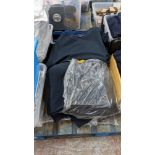 Approx 15 off Uneek dark blue sweatshirts - 2 bags